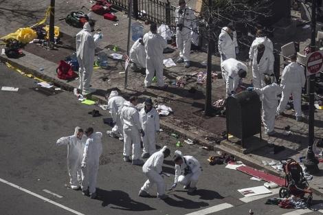 atentado maratón boston mochilas ollas