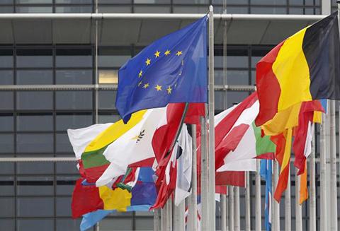 banderas europa flags european
