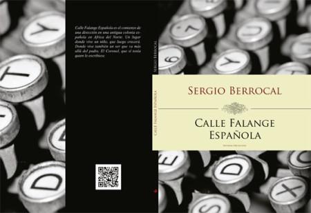 Calle Falange española Sergio Berrocal