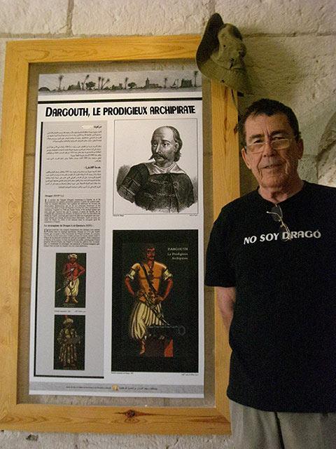 dargouth dragut el archipirata dragó pirata túnez