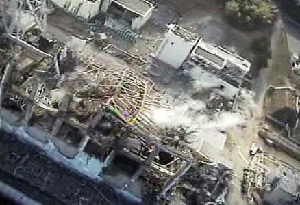 Unidad 3 central nuclear Fukushima tsunami