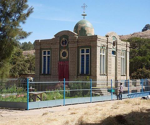 iglesia nuestra senora sion axum etiopia