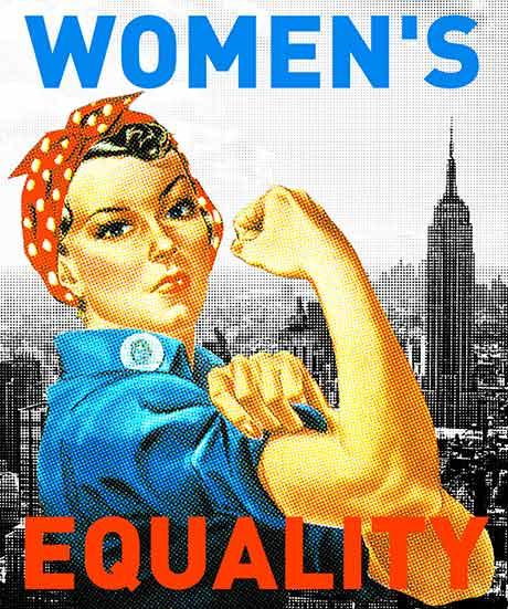 igualdad de las mujeres