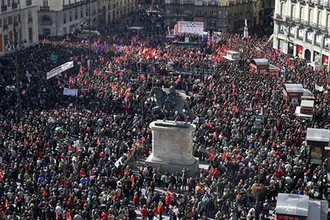 manifestacion recortes madrid ciudadania 2012