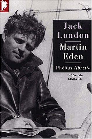 martin eden jack london portada