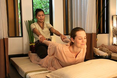 masajes con mensajes tailandés thai massage