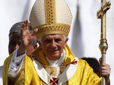papa benedicto XVI vaticano ratzinger
