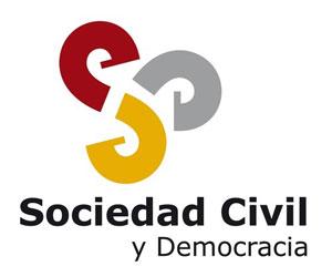 socieda civil democracia mario conde logo