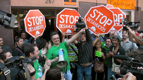 stop desahucios bancos hipotecas