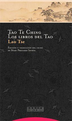 tao te ching los libros del tao