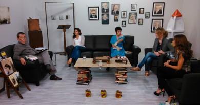 'Libros con uasabi' (1x01): Mujeres y libros