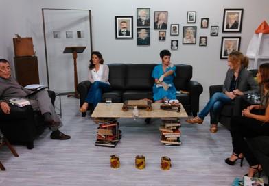 Comienzan las grabaciones de 'Libros con uasabi'