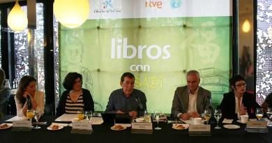 Vídeo completo de la rueda de prensa de 'Libros con uasabi'