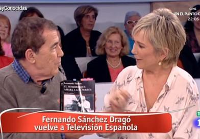 Fernando Sánchez Dragó en 'Amigas y conocidas' (TVE1)