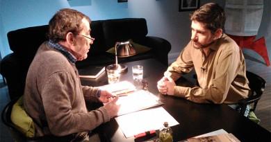'Libros con uasabi' (1x08): 'Extraños en la noche', con Francisco Reyero