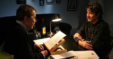 'Libros con uasabi' (1×09): La Dama del Alba (Dr. José Miguel Gaona)