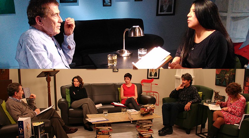 'Libros con uasabi' (1×10): Eros y Tánatos (Gabriela Wiener y Dr. José Miguel Gaona)