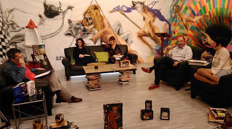 'Libros con uasabi' (2×11): 'La soledad juega a los dados con Woody Allen' (Natalio Grueso)
