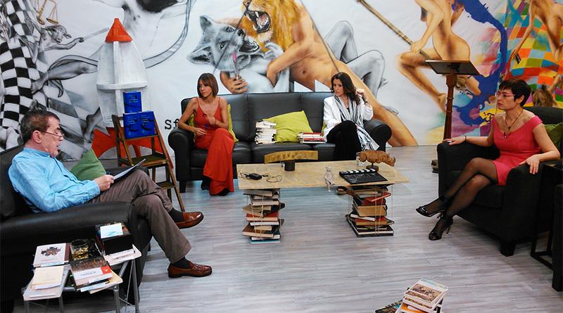 'Libros con uasabi' (2×13): 'En el ojo del tifón' (Recomendaciones de libros)