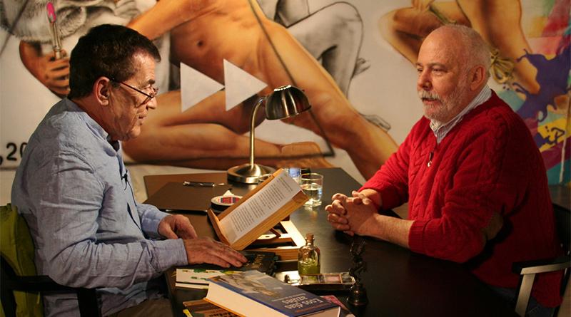 'Libros con uasabi' (2×09): 'Todos náufragos' (Ramón Lobo)
