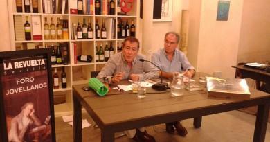 Presentación de 'Shangri-la: el elixir de la eterna juventud' en Sevilla