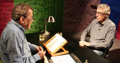 'Libros con uasabi' (3×08): 'David Trueba en busca del tiempo perdido'