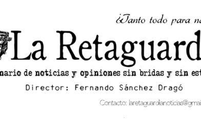Fernando Sánchez Dragó comienza andadura en Twitter y funda el semanario 'La Retaguardia'